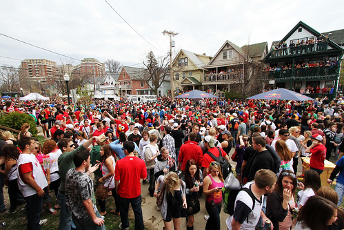 Mifflin Street Block Party 2011