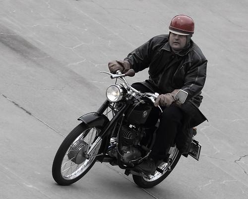 Danubia motorcycle