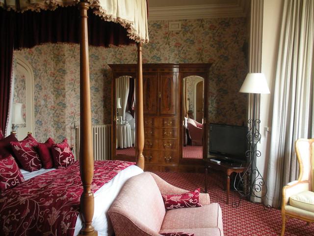 Mary Tudor's room in Thornbury Castle