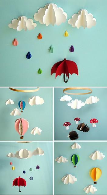 dekoratif kağıt süs