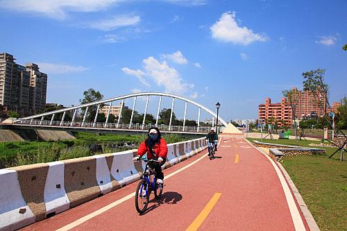 Z329南崁溪自行車道-青溪橋