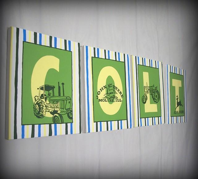 Art For Children, Letter