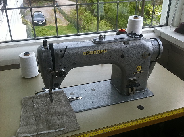 INDUSTRIAl PFAFF 463 944 LEATHER SEWING MACHINE | eBay