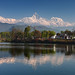 Annapurna range by DavidCidrePhotography