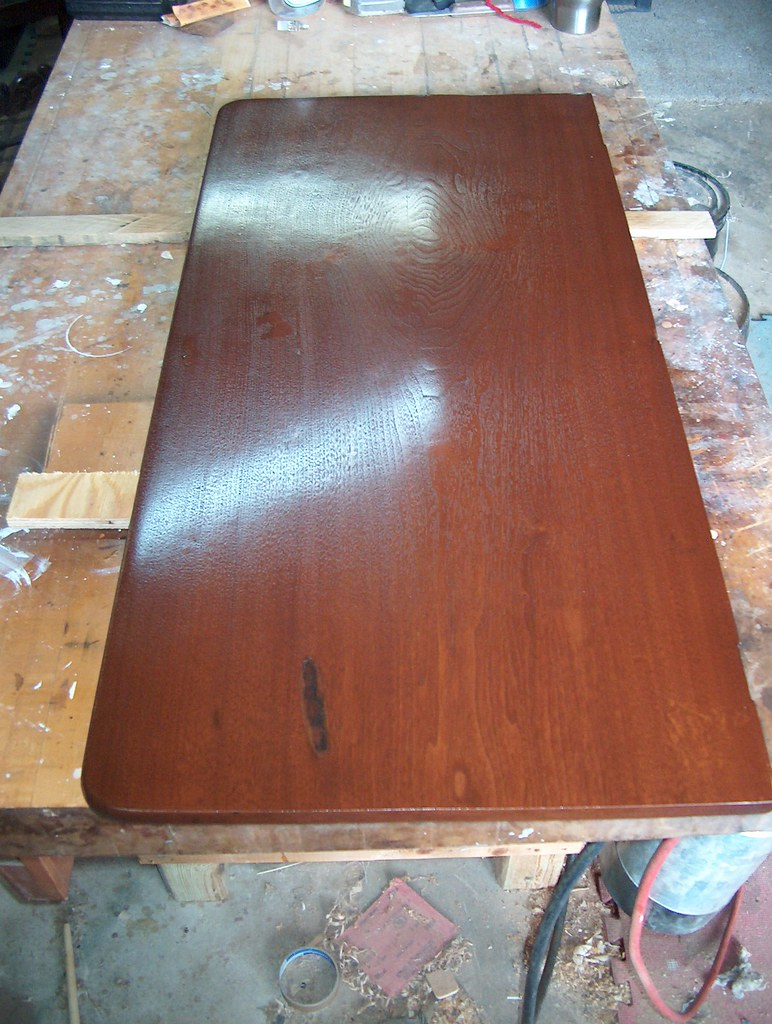 Refinishing Oak Table Top Refinishing Oak Coffee Table With Glass Top