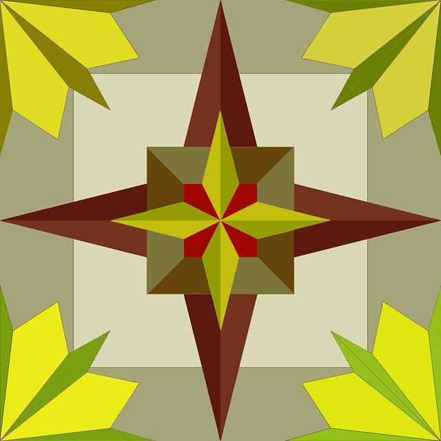 Star-Leaf Quilt Block
