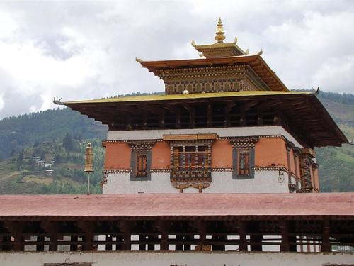 Paro (Ringpung) Dzong