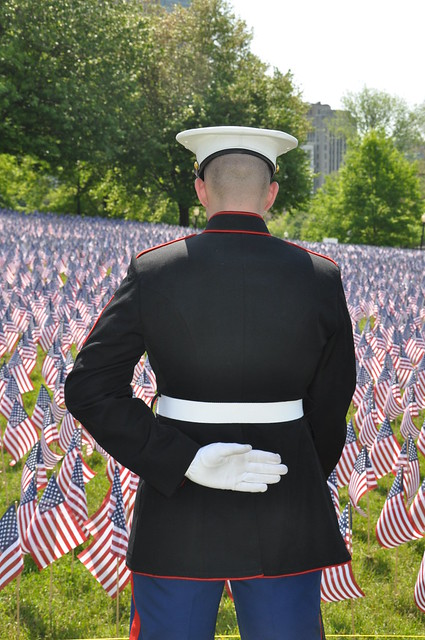 Massachusetts Military Heroes Fund Memorial Day Ceremony: May 2011