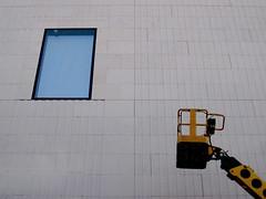 Window and Crane