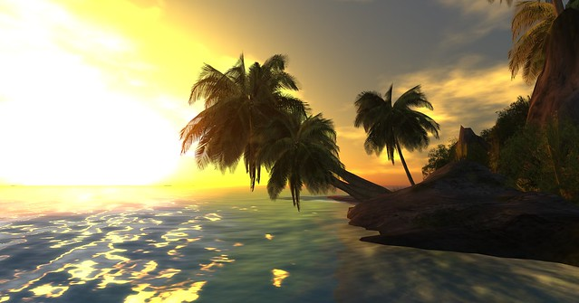 SL-Stock Image/Background-Tropical 86