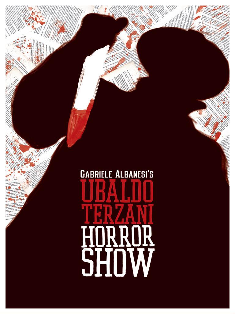 Risultati immagini per ubaldo terzani horror show poster