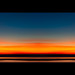 Malibu Sunset Abstract