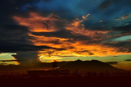 sky sunrise gradnd