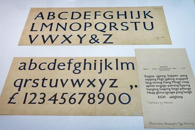 @aigadesign #century 100 Years of Type & Design S