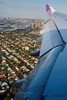 Aerial view of Sydney Harbour and surrounds