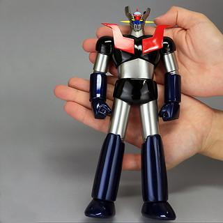 海洋堂 Sofubi Toy Box Hi-LINE001 無敵鐵金剛 マジンガーZ
