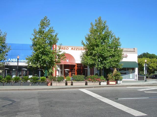 Azzurro Italian Restaurant Bar Sunny Isles Beach Fl