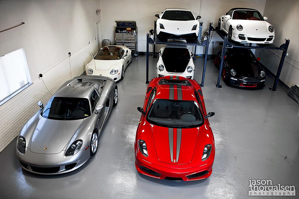 Garage Raid 21
