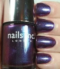 Nails Inc Franklins Row