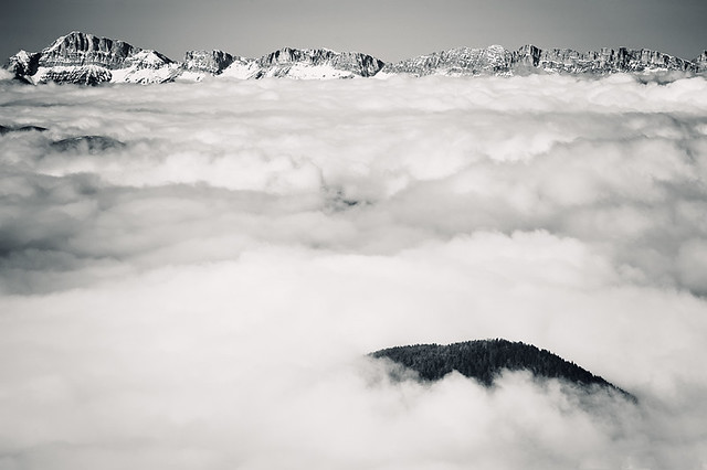 Above The Clouds I