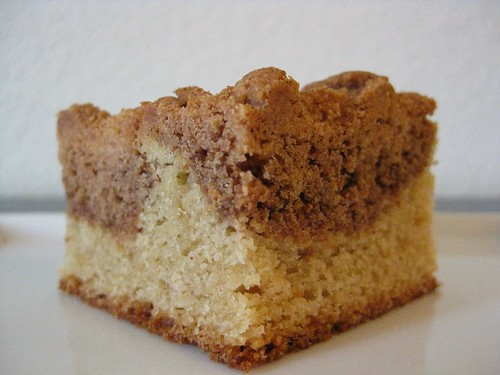 piece of [crumb] cake