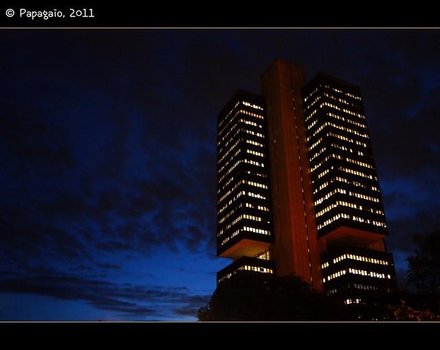 Serie Noturnas - Banco Central - Brasília - DF