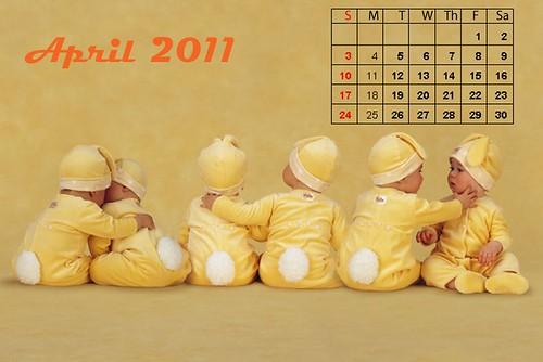 2011 04 April babies