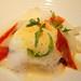 Le Shiitake 香菇球裹豬腳搭配水波溫泉蛋