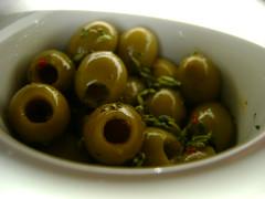 plant(0.0), produce(0.0), caper(0.0), vegetable(1.0), olive(1.0), fruit(1.0), food(1.0), dish(1.0), cuisine(1.0),