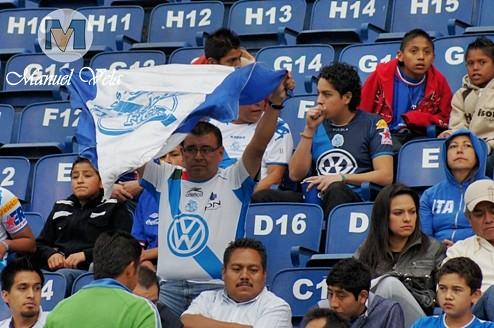 SONY DSC  Puebla FC derrota 2-0 a Cruz Azul Estadio Cuauhtémoc por LAE Manuel Vela 4