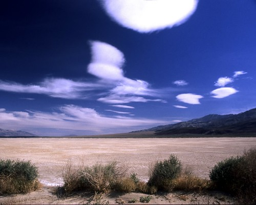 Death Valley Clouds (Color)