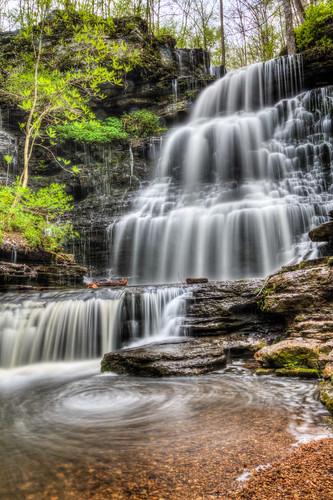 usa geotagged waterfall unitedstates tennessee waterfalls tullahoma lakehills tennesseestateparks shortspringsstatenaturalarea geo:lat=3541262928 geo:lon=8617920630