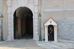 Garde, Palais Princier, Monaco