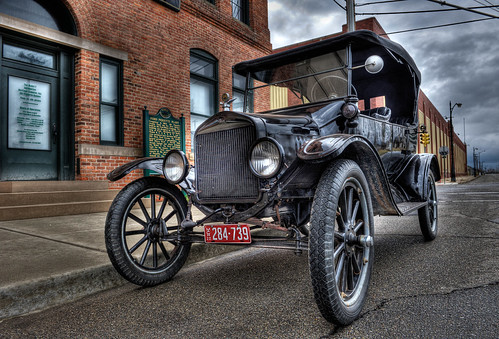 Ford 39 S Model T Absolute Michigan