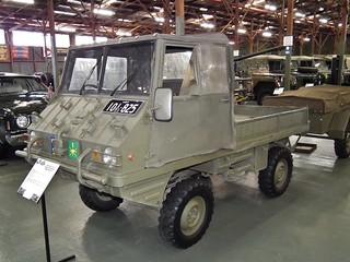 1966 Steyr-Puch Haflinger 700 APTL