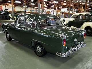 1959 Holden FC Standard sedan