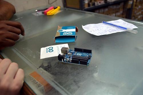 Arduino goodbye india