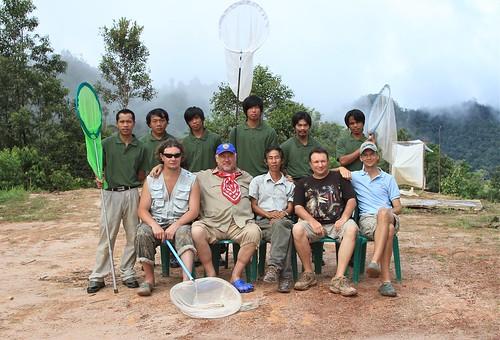Trusmadi expedition, Borneo - 2011