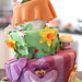 Alice in Wonderland cake by Say it with Cake
