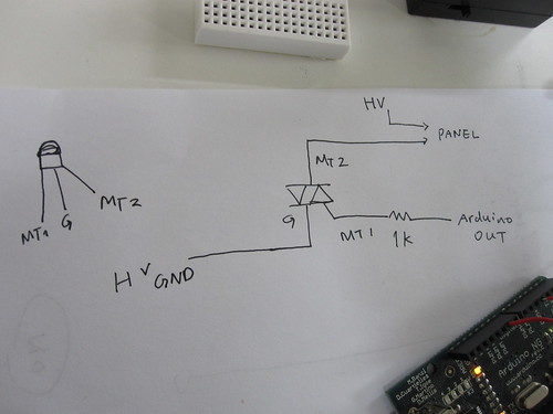 El wire power supply schematic requirements