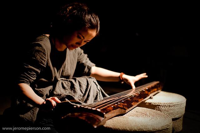 Wu Na - 巫娜 at Ephemerals Festival - 蜉蝣音乐节