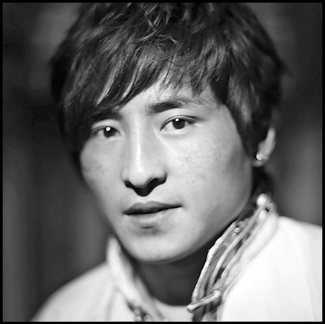藏族歌手 格白 藏族歌手 藏族女歌手 藏族男歌手