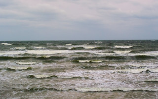 Galveston Seascape