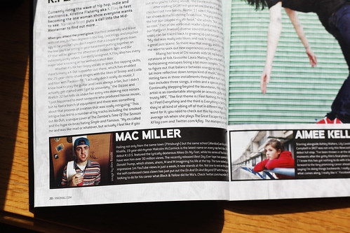 Alex reside my mac miller photo was published in rwd for How to get my photographs published