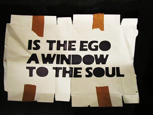 is the ego a window to the soul