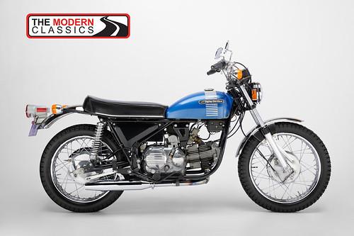 1973 Harley-Davidson Sprint SS-350