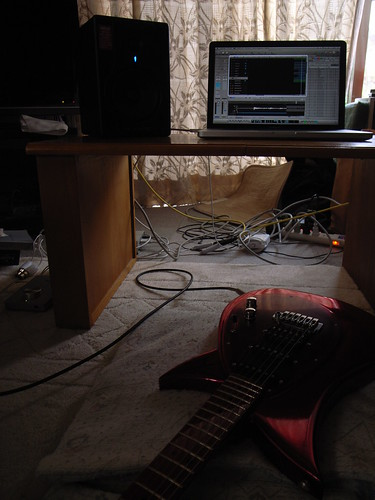 MBP and Talbo guitar