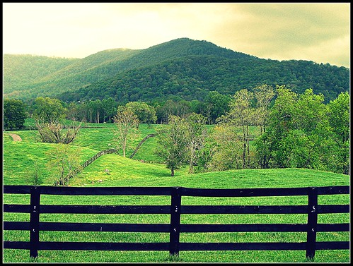 ranch mountains green nova clouds fence crossprocessed country va land dcist hillside hume northernvirginia marriottranch flipmode79