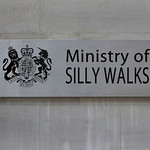 [ministry of silly walks]
