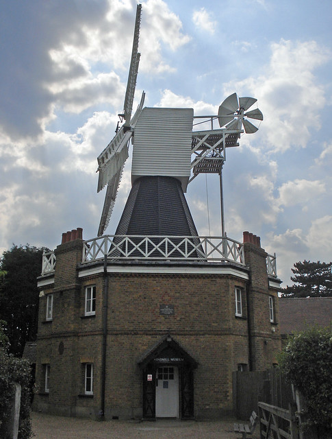 Wimbledon Windmill Flickr Photo Sharing